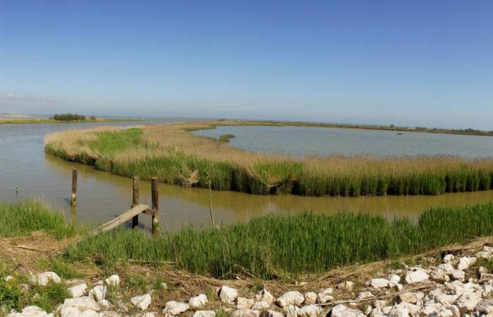 Isole della laguna Veneziana e Delta del Po
