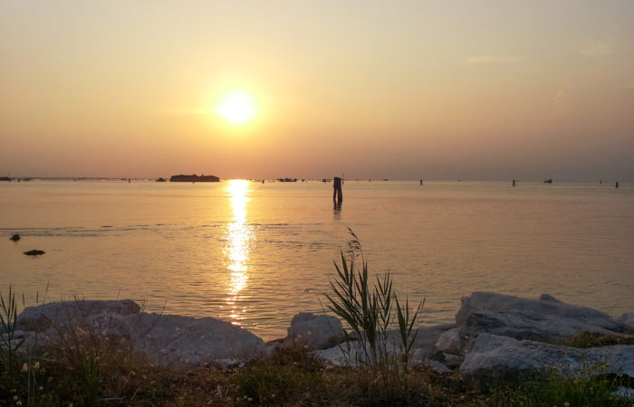 La via del Mare da Padova alle isole della Laguna di Venezia Ca' Roman