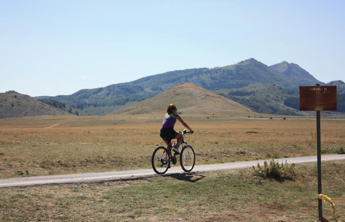 Abruzzo andar per borghi in cicloescursione