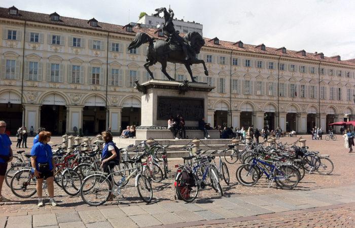 BC Tour Torino tour Magico fra Castelli, Parchi e Reggie