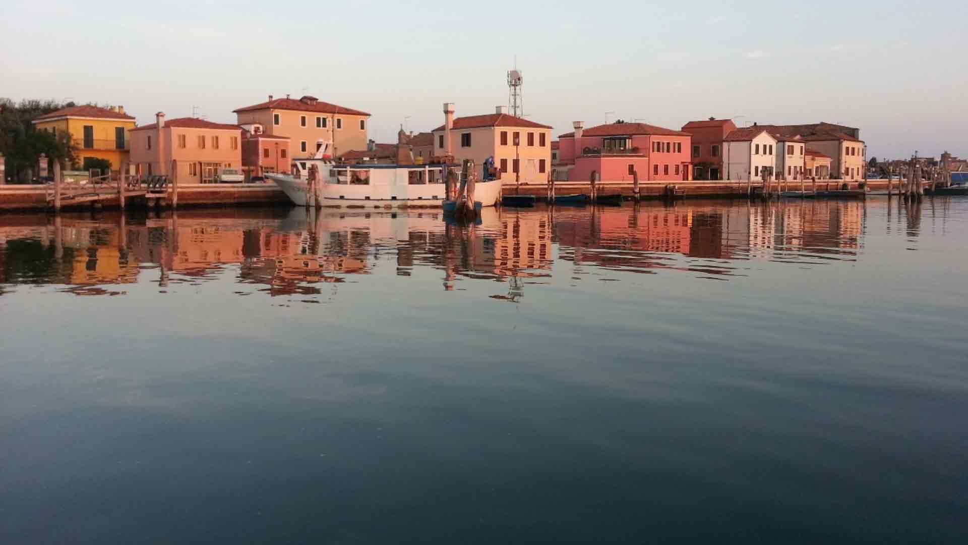 Fiumi, mare e Isole Veneziane