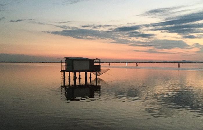 La via del mare da Padova alla laguna di Venezia 3
