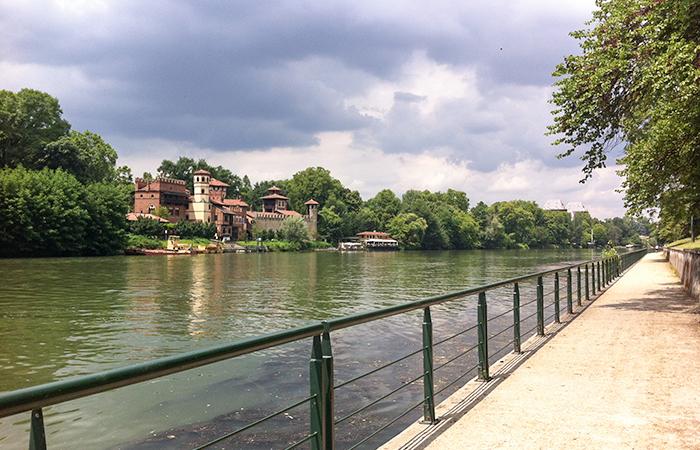 Lungo il fiume Po dalla sorgente a Pavia 4