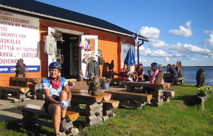 Viaggio in bici a Capo Nord Skybike (7)